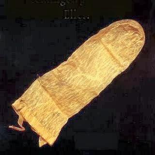 Fish bladder condom