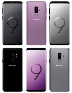 Phone is in three colours Metal Black, Titanium Gray and Pink