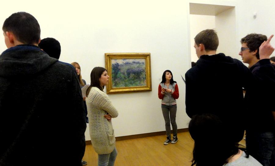 Stedelijk Museum Amsterdam: Van Gogh, Monet, Mondriaan, Picasso