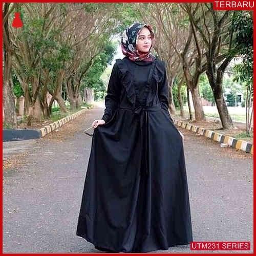 UTM231E113 Baju Evita Muslim Dress UTM231E113 0E7   Terbaru BMGShop