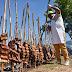 Vendieron 3500 kilos de asado  en festival nativista riachense