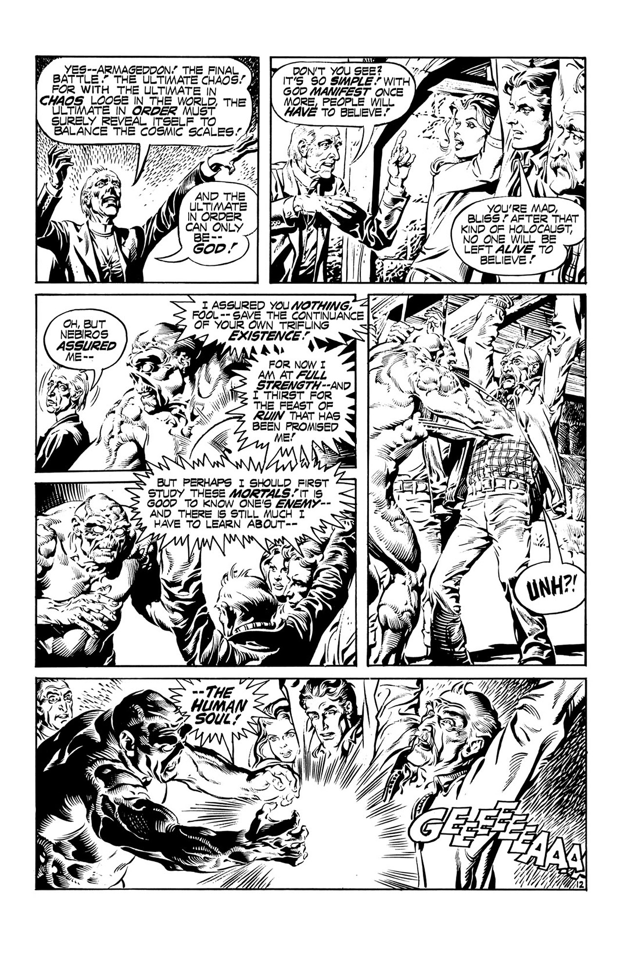 Swamp Thing (1972) Issue #15 #15 - English 13