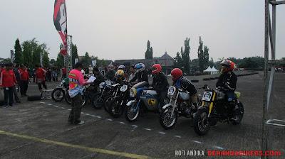 Race On Runaway di Indonesia Rockers Day 2017