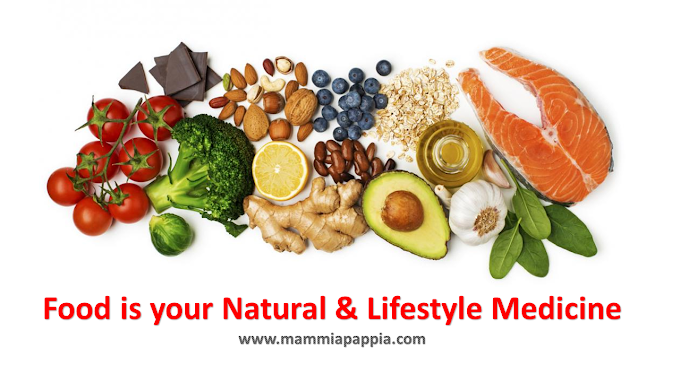 Food is the your natural & lifestyle Medicine