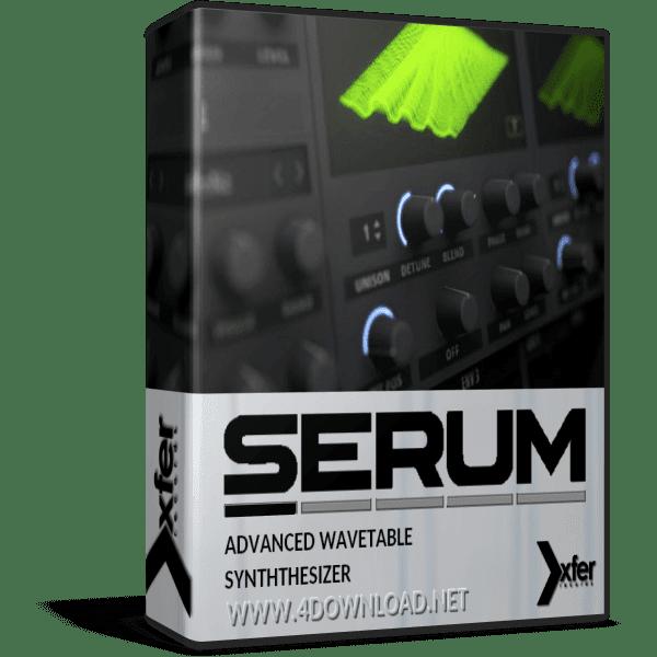 Download Xfer Records - Serum v1.2.1b3 Full version
