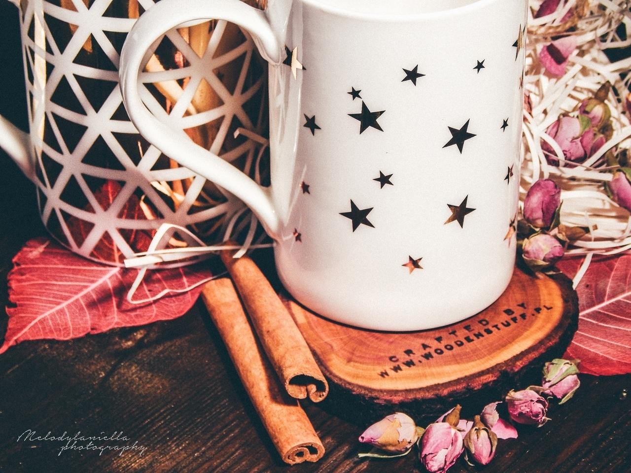 podkladka pod kubek drewniane dodatki do domu prezent kubki instagram woodenstuff