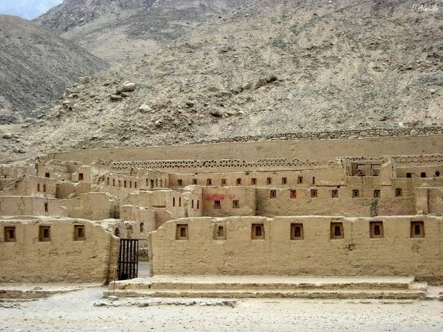 Complejo Arqueológico de Incahuasi