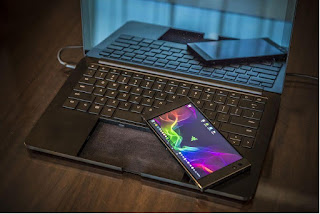 You can turn this Android phone into a 13-inch laptop using this hardware