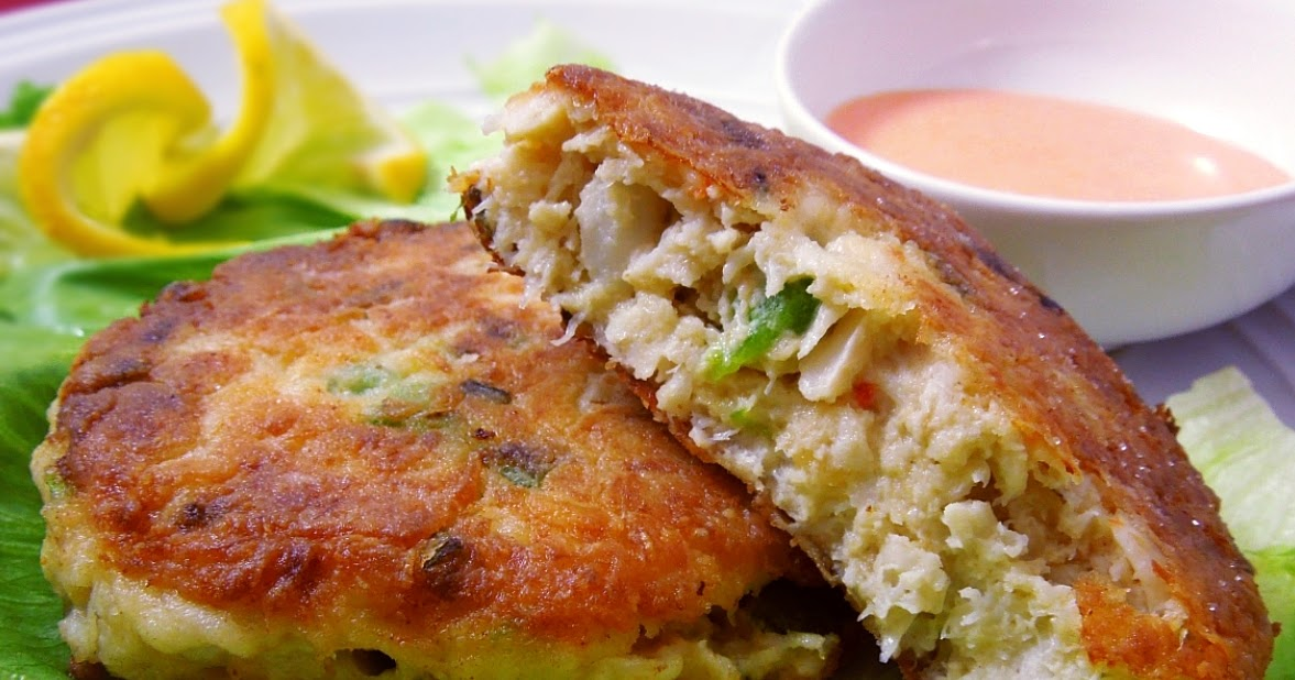 Perfect Crab Cakes With Green Onions Recipes