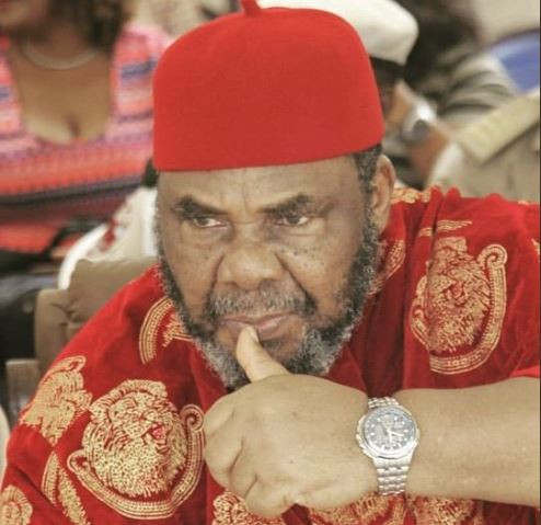 Nollywood Actor, Pete Edochie turns 72 today