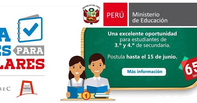 Minedu Programacion Curricular Secundaria 2016