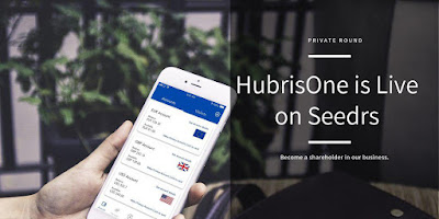 HubrisOne lanza su ronda de financiación