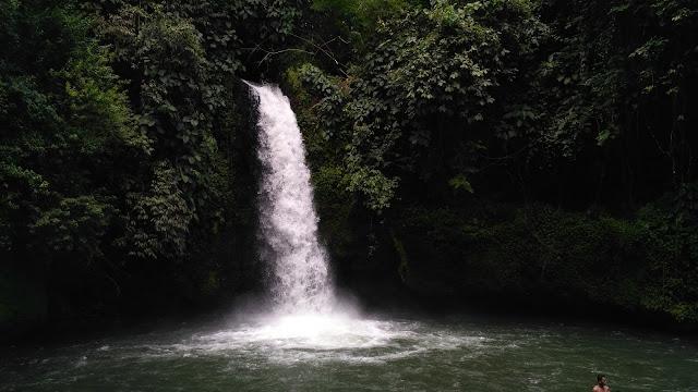 Air Terjun Sengkuang Kepahiang Bengkulu