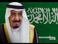 Raja Salman Datang, Dapatkan Minum Air Zam-zam, Kopi Arab dan Souvenir Gratis Al Qur'an dari Saudia Arabia