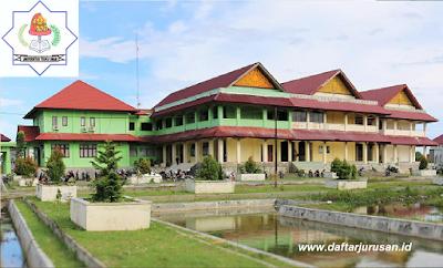 Daftar Fakultas dan Program Studi UTU Universitas Teuku Umar Meulaboh