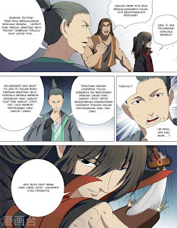 God of Martial Arts Chapter 4.3 Bahasa Indonesia