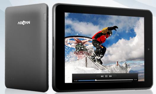 Tablet Advan Vandroid T4i