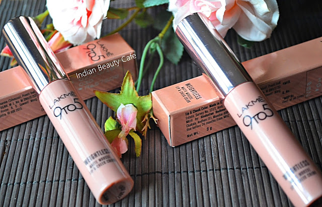 Lakme 9 to 5 Weightless Matte Mousse Lip and Cheek Color Review, Swatches