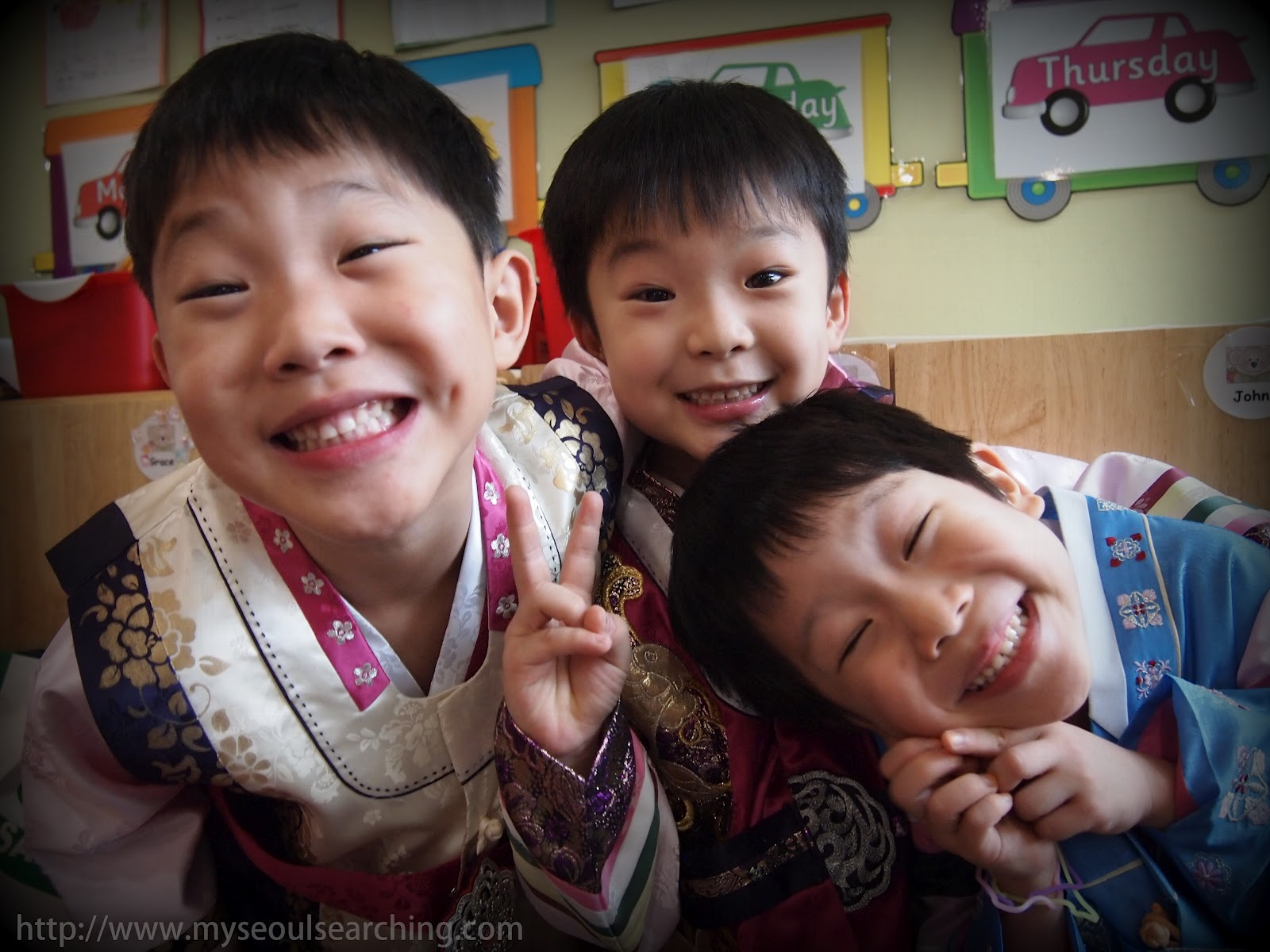Chuseok Traditions, Hagwon Style |Seoul Searching