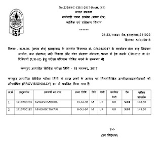 SSC-CR-01-2017-Provisional-Result-3