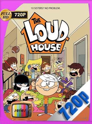 The Loud House Temporada 1-2-3-4 (2016 )HD [480P] Latino [GoogleDrive] DizonHD