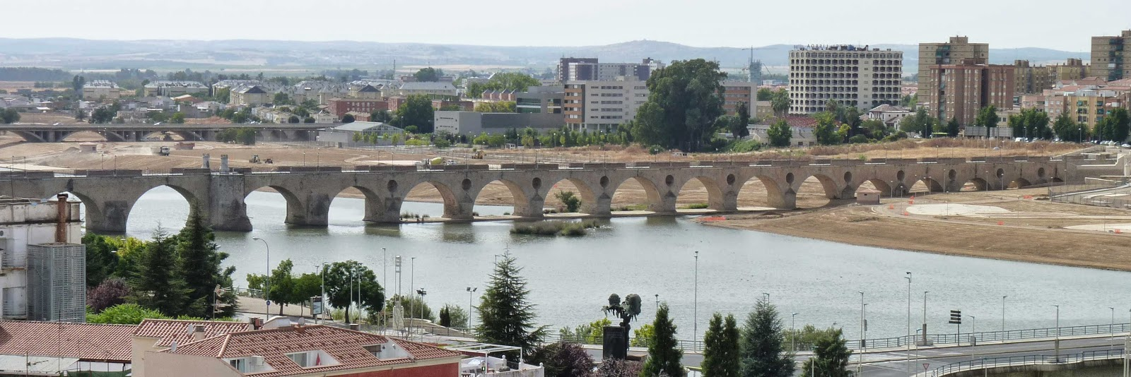 Badajoz, Puente de Palmas.