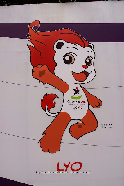 Lyo, Singapore Youth Olympic Games 2010, Singapore