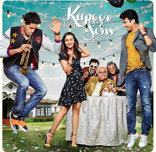 Download Film Kapoor and Sons (2016) BluRay 720p Subtitle Indonesia