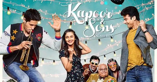 Film India Kapoor and Sons (2016)