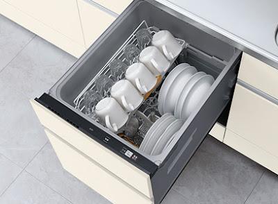 LIXIL リシェル 食器洗い乾燥機