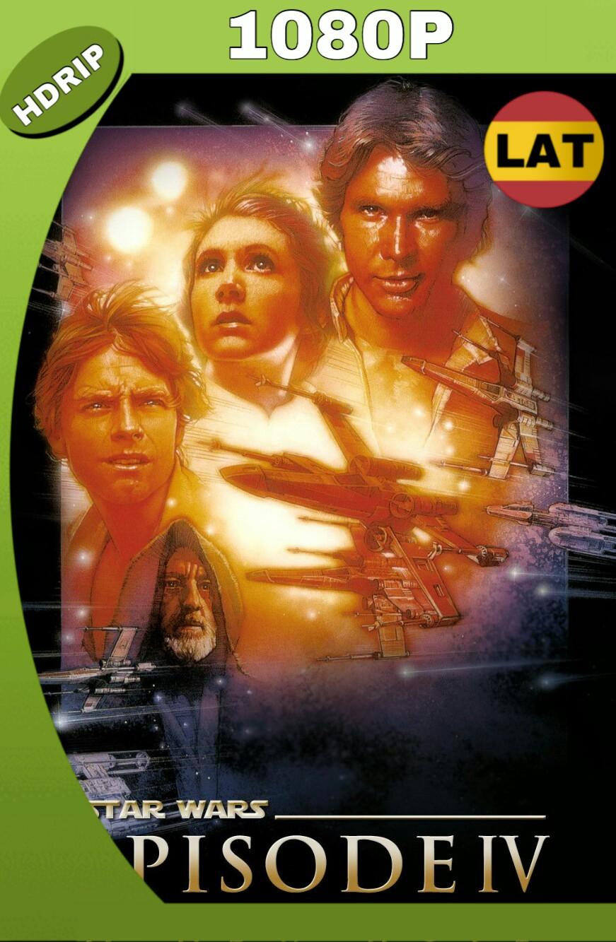 STAR WARS: EPISODIO IV – UNA NUEVA ESPERANZA (1977) HD 1080P LATINO