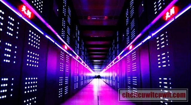 Super komputer tercepat dan tercanggih di dunia saat ini tianhe-2