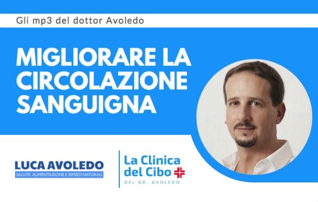 Su Radio 24 il dr. Luca Avoledo parla di insufficienza venosa