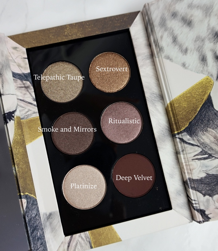 Pat McGrath Platinum Bronze swatch