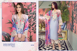 Sana safinaz muzlin collection vol 2 Pakistani Suits wholesale