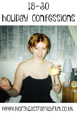 My first holiday abroad - 18-30 confessions.
