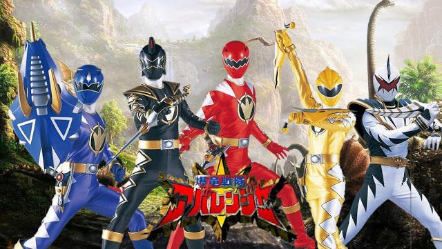 Download Tokusatsu Bakuryuu Sentai Abaranger Batch Subtitle Indonesia