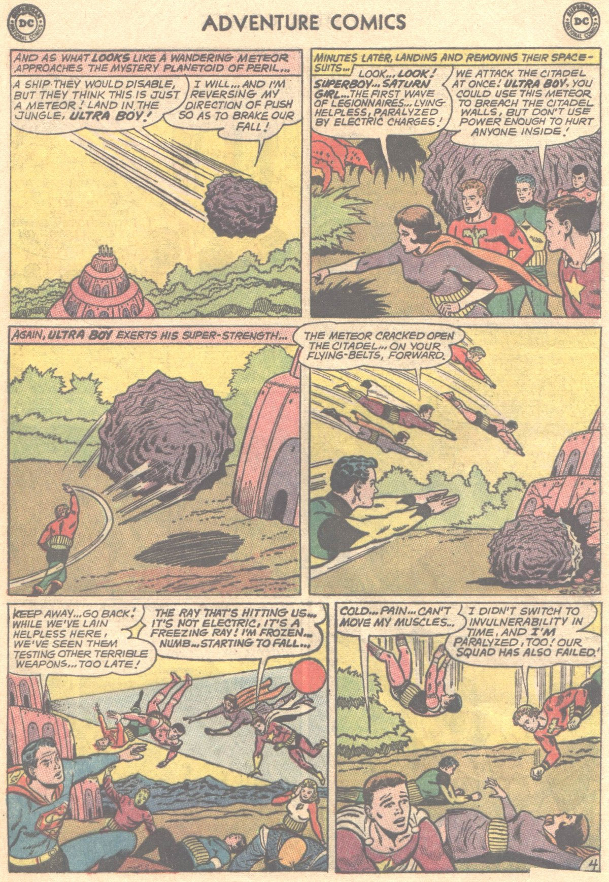 Read online Adventure Comics (1938) comic -  Issue #319 - 17