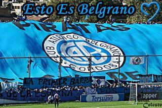 """Canciones de Belgrano de Cordoba: """"Enamorado"""""""