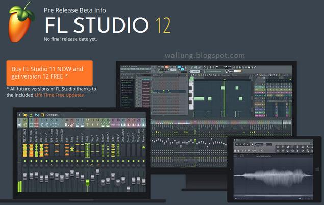 fl studio producer edition 12 2 3 full version wallung kopi. Black Bedroom Furniture Sets. Home Design Ideas