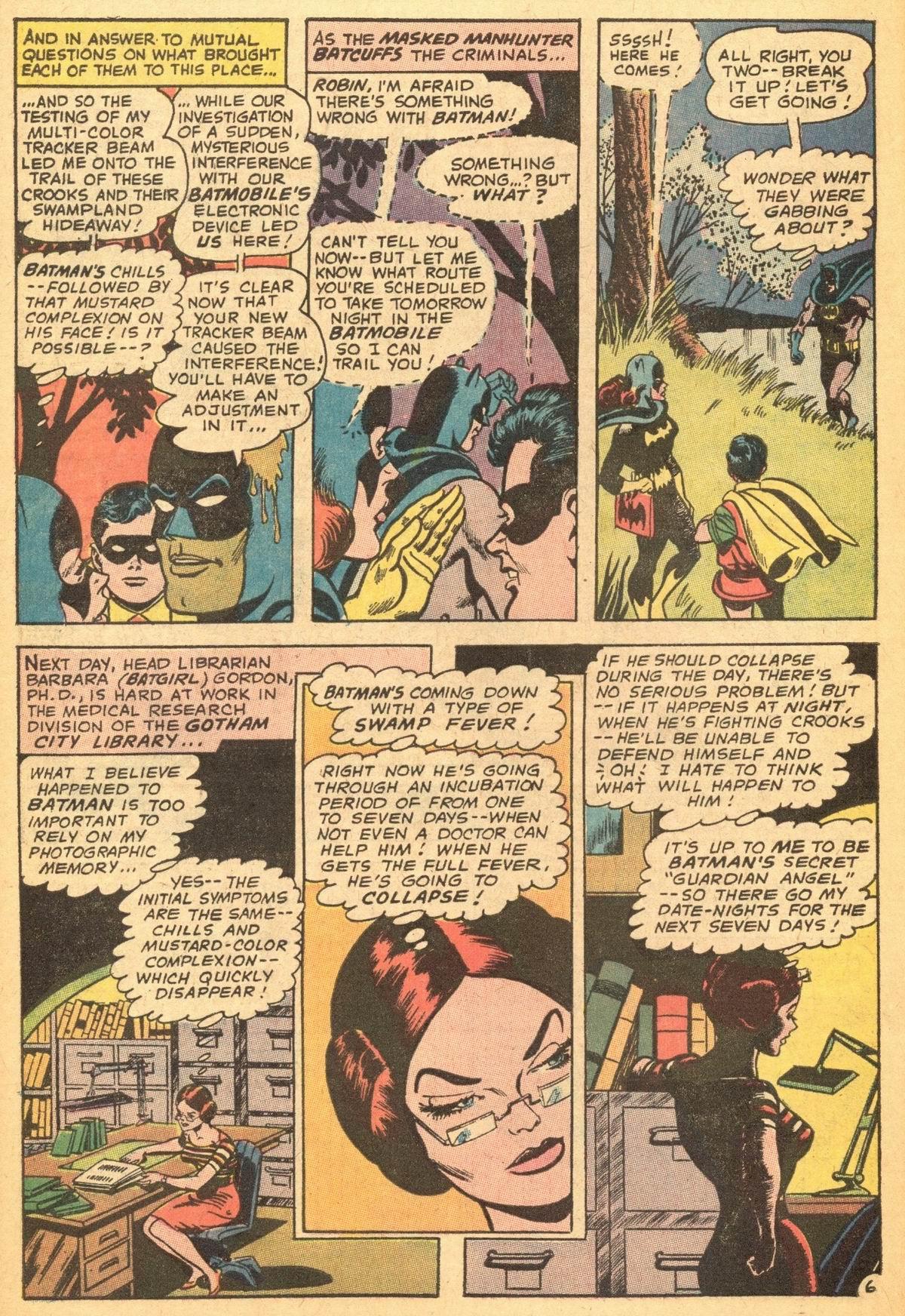 Detective Comics (1937) 369 Page 9