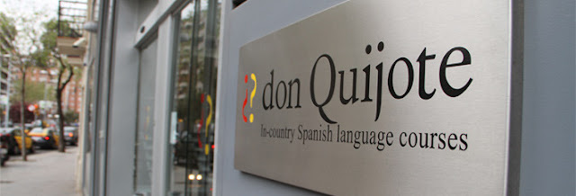 Escola Don Quijote em Barcelona