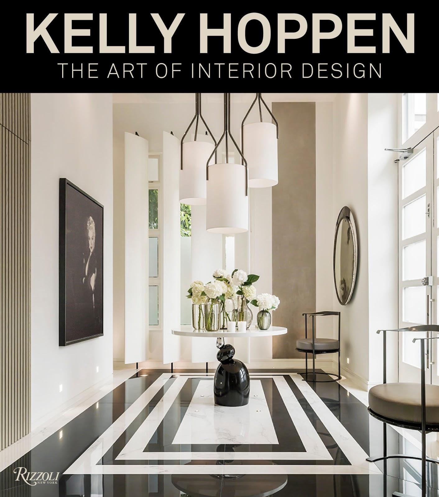 Splendid Sass: BOOK REVIEW: KELLY HOPPEN: THE ART OF