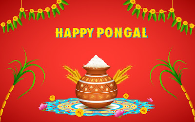 Happy Pongal 2017 Images Free Download