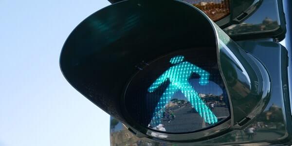 Yayalar İçin Yeşil Işık