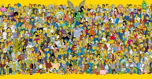 Test: Puedes nombrar los estos 66 personajes de Los Simpsons