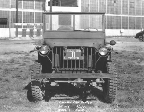 Bantam BRC-60 Model Jeep Kedua (Sejarah Jeep)