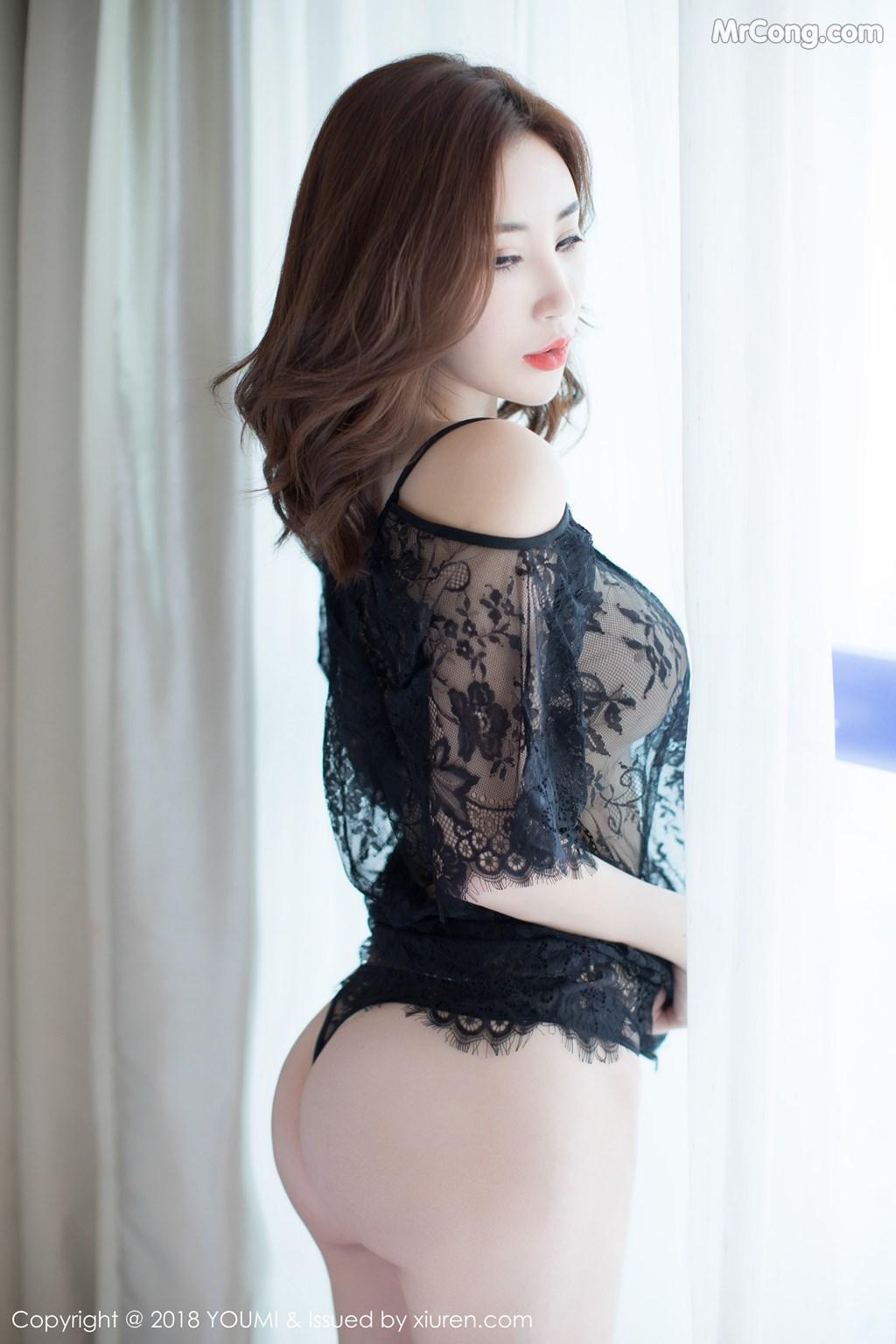 Image YouMi-Vol.219-Sun-Meng-Yao-V-MrCong.com-002 in post YouMi Vol.219: Người mẫu Sun Meng Yao (孙梦瑶V) (48 ảnh)