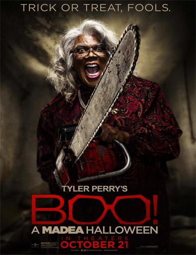 Ver Boo! A Madea Halloween (2016) Online