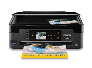 Epson XP-410 Télécharger Pilote Driver Pour Windows Et Mac